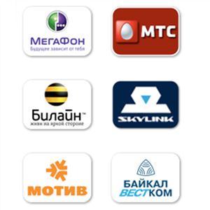 Операторы сотовой связи Тары